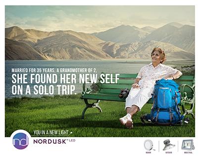 Nordusk LED Lights - Campaign
