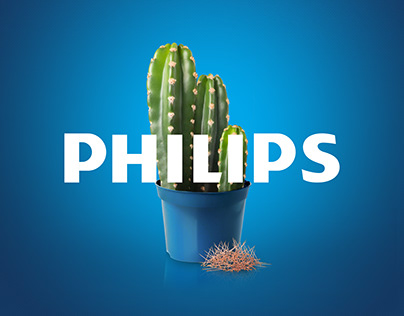 posters for a philips shaver