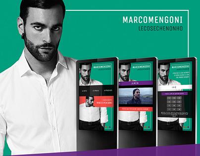Marco Mengoni - Digital Campaign