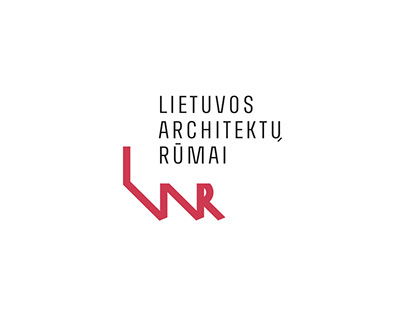 Architects' Chamber of Lithuania Logo proposition