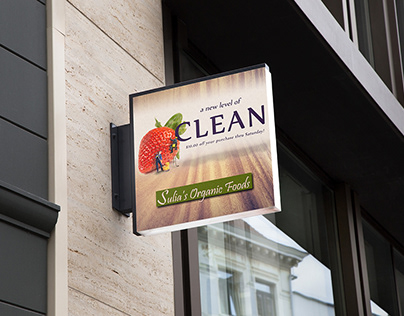 Clean Strawberry Ads