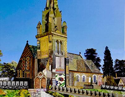St. Mary's church, Batsford