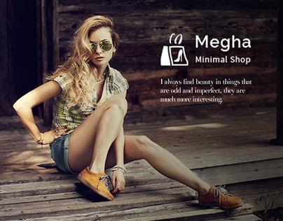 Megha - Shopify Theme