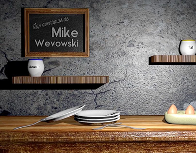 Mike Wevowsky