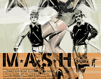 M*A*S*H - poster