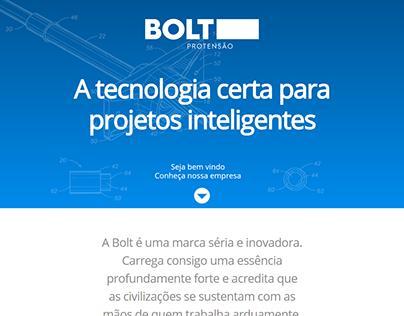 Bolt Protensão