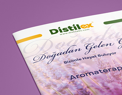 Distileks Catalog Design
