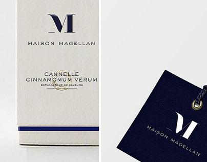 Maison Magellan / Branding & Packaging Refonte