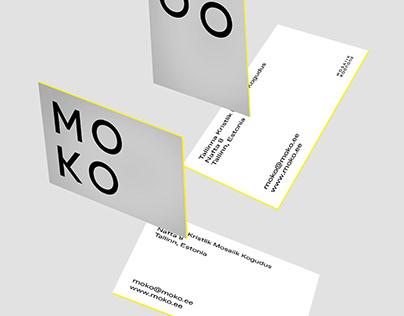 MOSAIIK KOGUDUS visual identity