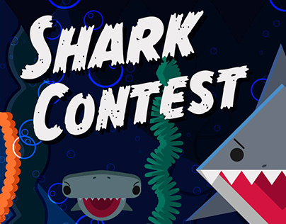 GC Challenge - Shark Contest!