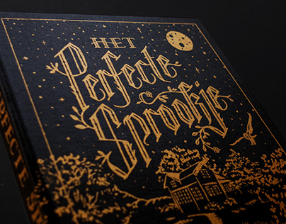 Art project: The Perfect Fairytale (book)