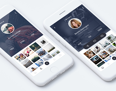 Daily UI#006- User Profiles