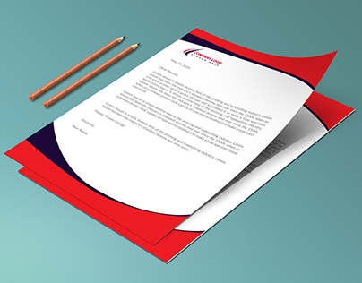 COVER LATTER AND BRAND STATIONERY VOL-1