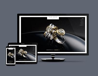Van Deijl | Web design | UI/UX