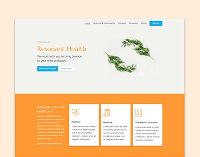 Resonant Health - IA, ID