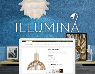 Illumina Online Lighting Store