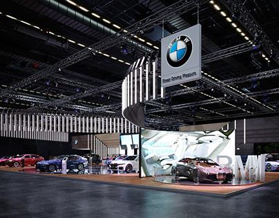 BMW Exhibition Stand