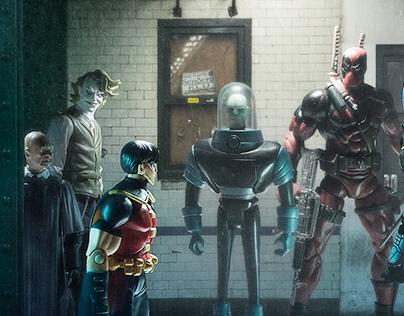 Robin's Crisis