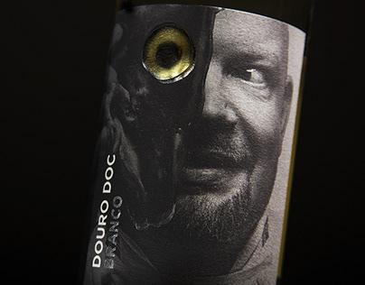 VK | Wine Label Design