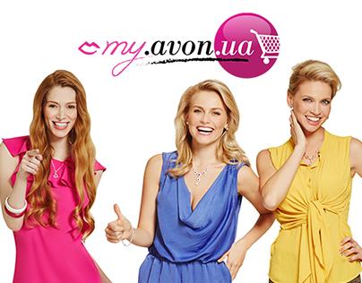 """My AVON"" Online e-commerce project."