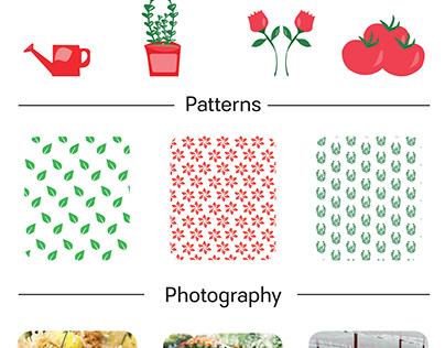 Bonnie's Greenhouse Branding Guide