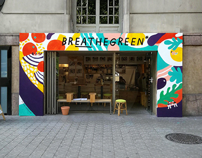 Breathegreen/ Barcelona Design Week