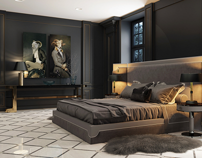 Mystical Bedroom