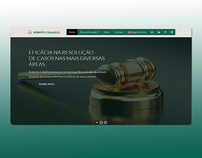 Site Roberto Colallilo