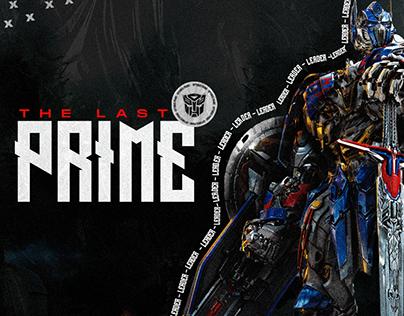 Optimus Prime - The Autobot Leader