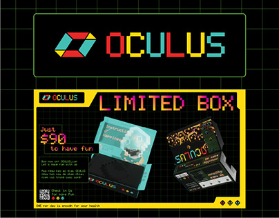 Project OCULUS: A happy candy brand