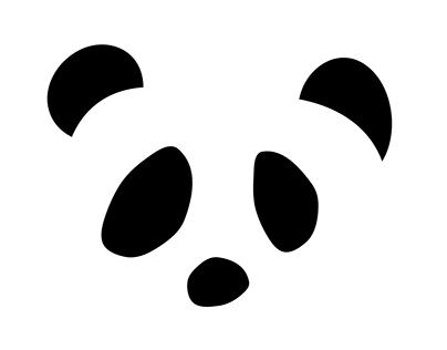 Formal Bear (practice logo)
