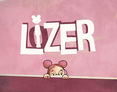 LIZER tiktok animation series