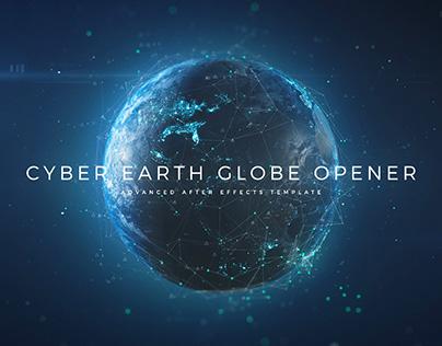 Cyber Earth Globe Opener