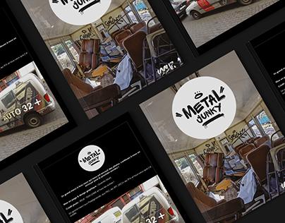 Graffiti Magazine | Metal Junky