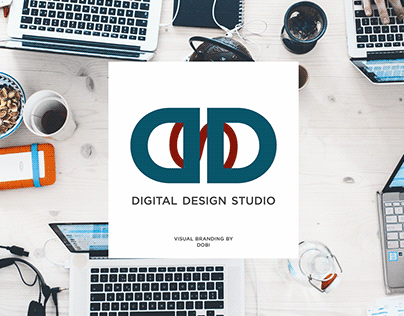 DIGITAL DESIGN STUDIO Visual Branding