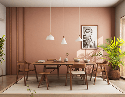 Studio Apartment - Hybrid Interior