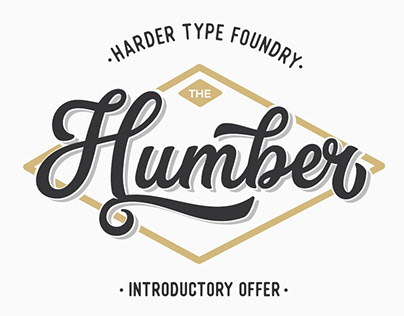 The Humber Font