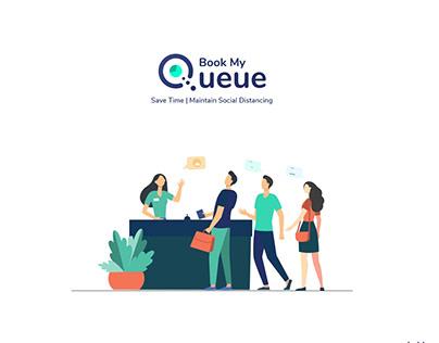 Book my queue (UX Project)