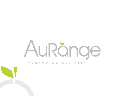 AuRange Brand Guidelines