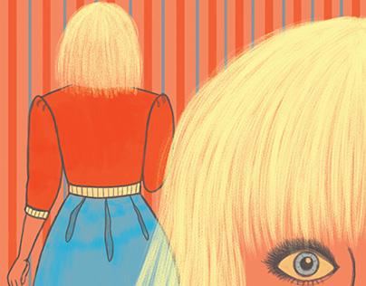 Portrait of Sia Furler