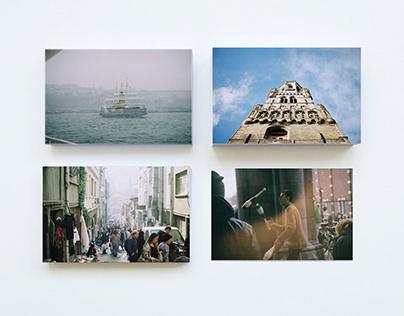 Analog Photography // mix