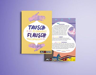 Tausch-Flausch-Flyer