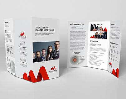 Folder MasterMind para o treinamento Pleno