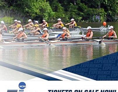 2018 NCAA Women's Rowing Championship