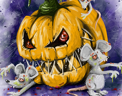 The Pumpkin & The Mice