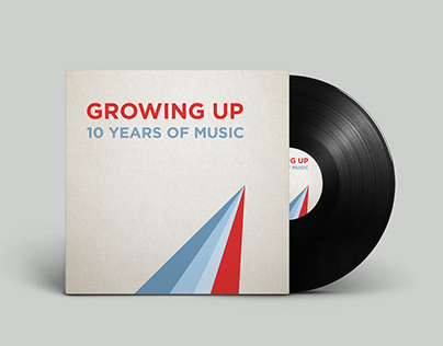 GROWING UP - 10 YEARS OF MUSIC