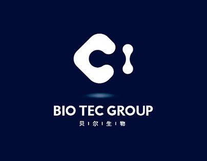 Bio Tec Group Branding Design