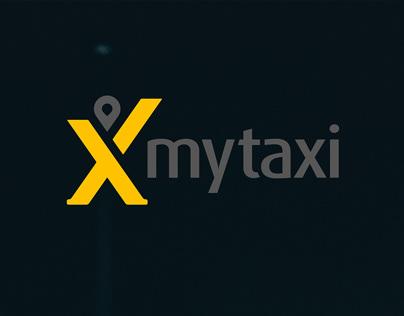 My Taxi // Copyad