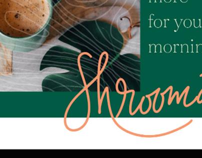 Shrooma Visual Identity Phase 2