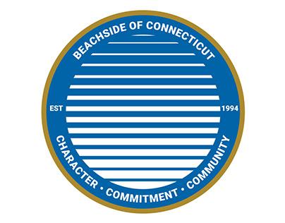 Beachside Soccer Club of CT: Trinity Logo